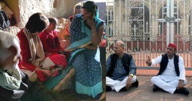 उन्नाव गैंगरेप पीड़िता के परिजनों से मिलीं प्रियंका गांधी, मीडिया से बोलीं- परिवार पर एक साल से हो रहा है जुल्म