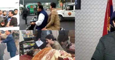 लखनऊ: प्रियंका गांधी के साथ बदसलूकी या फिर झूठ, वीडियो से खुली पोल तो प्रियंका ने मारी पलटी!
