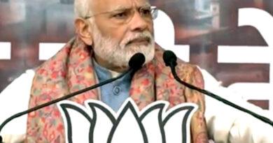 नयी दिल्ली: रामलीला मैदान में PM मोदी की 'धन्यवाद रैली'
