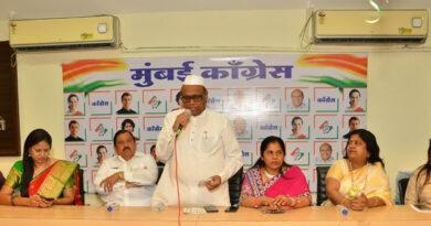 मुंबई: महंगाई के खिलाफ महिलाएं बेलन उठाएं: गायकवाड