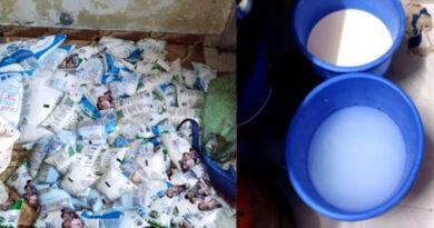 मुंबई: मिलावटी दूध बनाने वाले गिरोह का भंडाफोड़, 2 गिरफ्तार