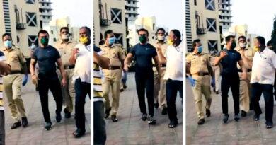 Facebook LIVE: भड़काऊ भाषण देना एजाज को पड़ा भारी, मुंबई पुलिस ने किया गिरफ्तार