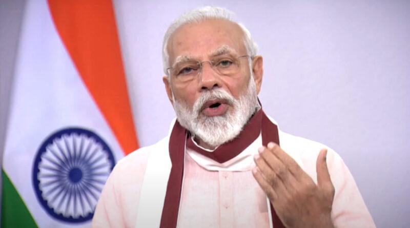भारत का भविष्य कोई आपदा नहीं तय कर सकती: प्रधानमंत्री मोदी