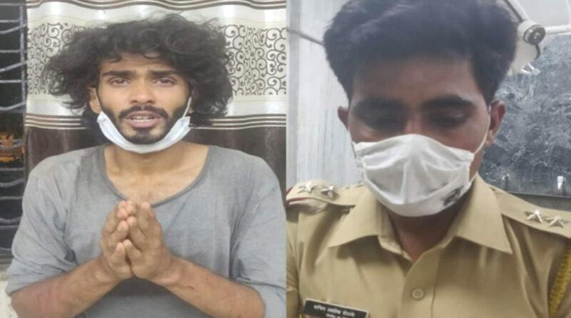 मुंबई: धारदार हथियार से पुलिस पर हमला, दो पुलिस अधिकारी और एक कॉन्स्टेबल घायल, गिरफ्तार