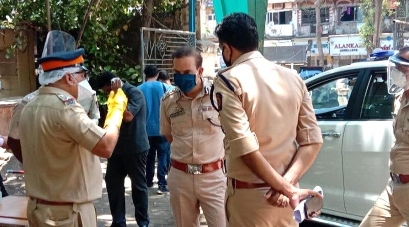 महाराष्ट्र में एक और पुलिसकर्मी की कोरोना की वजह से मृत्यु