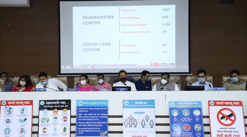 कोरोना से महाराष्ट्र बेहाल: पिछले 24 घंटों में 120 लोगों की मौत