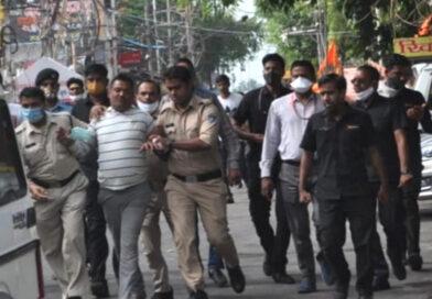बड़ी ख़बर: कानपुर शूटआउट का मुख्य आरोपी तथा यूपी का मोस्ट वॉन्टेड अपराधी विकास दुबे उज्जैन से गिरफ्तार!