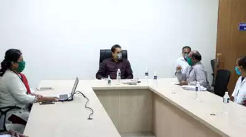 महाराष्ट्र: 60 साल में पहली बार किसी गृहमंत्री ने लिया फॉरेंसिक लैब का जायजा!