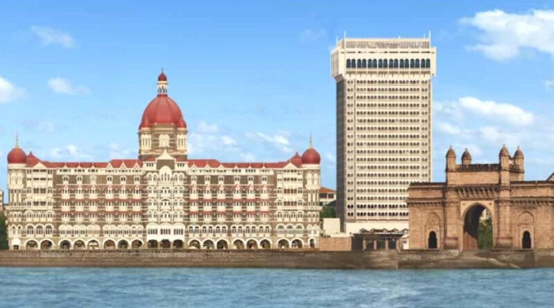 पाकिस्तान से धमकी भरी कॉल आने के बाद बढ़ाई गई ताज होटल के बाहर की सुरक्षा