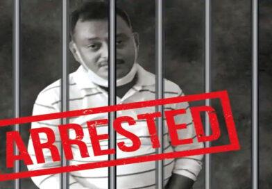 यूपी STF ने गैंगस्टर विकास दुबे को किया गिरफ्तार, मध्य प्रदेश पुलिस से ली कस्टडी