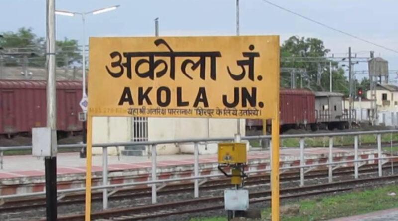 अकोला: ट्रेन के सामने कूदकर दो महिलाओं ने की आत्महत्या!