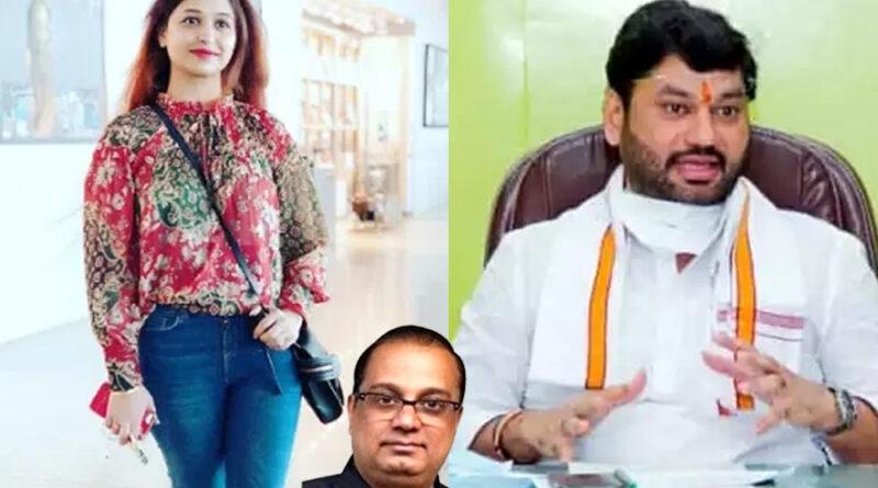 धनंजय मुंडे मामले में नया ट्विस्ट, BJP नेता कृष्णा हेगड़े का आरोप- सिंगर उन्हें भी कर रही रिश्ता रखने के लिए मजबूर!