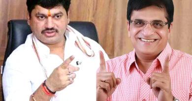 महाराष्ट्र: मंत्री धनंजय मुंडे के खिलाफ भाजपा ने की चुनाव आयोग से शिकायत, लगा है बलात्कार का आरोप