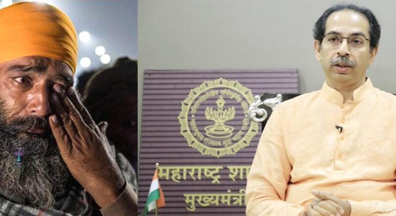 बीजेपी पर भड़की शिवसेना, बोली- ठंड में 50 किसानों ने दम तोड़ दिया लेकिन सरकार 'मीटिंग-मीटिंग' खेल रही!
