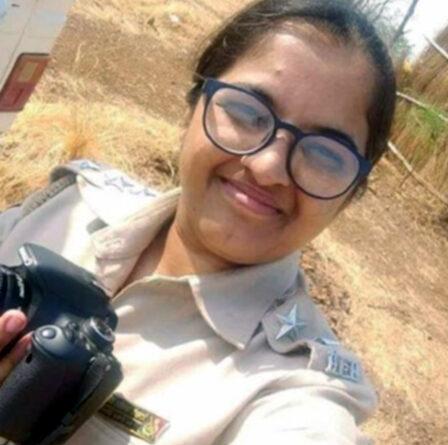 अमरावती में महिला RFO ने खुद को मारी गोली: प्रताड़ित करने के आरोप में DCF रेलवे स्टेशन से गिरफ्तार