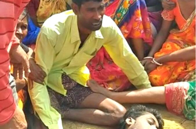 बीरभूम में बीजेपी कार्यकर्ता की हत्या से तनाव, पुरुलिया में चुनावी रथ पर पथराव से ड्राइवर घायल