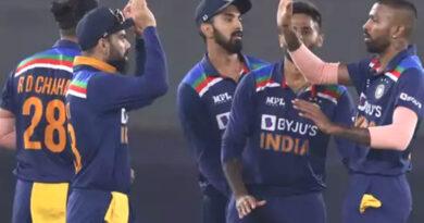 India vs England 4th T20: रोमांचक मैच में भारत ने इंग्लैंड को आठ रनों से हराया, सूर्यकुमार और शार्दुल रहे जीत के हीरो