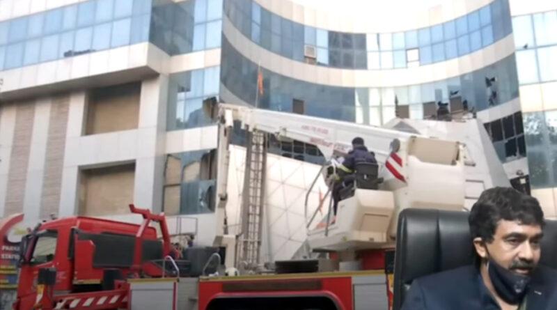 विरार: विजय वल्लभ अस्पताल के CEO और सीएओ गिरफ्तार, पुलिस रिमांड पर भेजे गए...