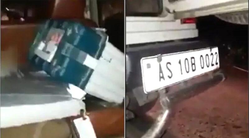 भाजपा विधायक की कार के अंदर मिली EVM, EC ने बताई घटना के पीछे की सच्चाई; 4 अफसर सस्पेंड