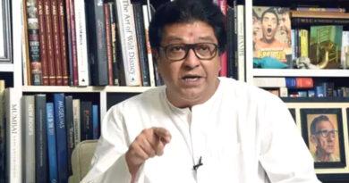 राज ठाकरे बोले- महाराष्ट्र में कोरोना वायरस के तेजी से फैलने के लिए प्रवासी हैं जिम्मेदार...!