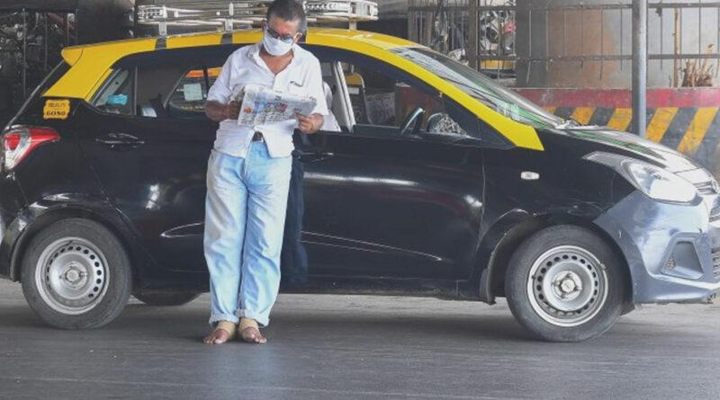 टैक्सी ड्राइवरों की महाराष्ट्र सरकार से अपील- कर्ज की ईएमआई को कुछ समय के लिए रोके सरकार