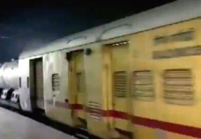 महाराष्ट्र: नागपुर से 45000 लीटर दूध लेकर दिल्ली चली पहली मिल्क ट्रेन