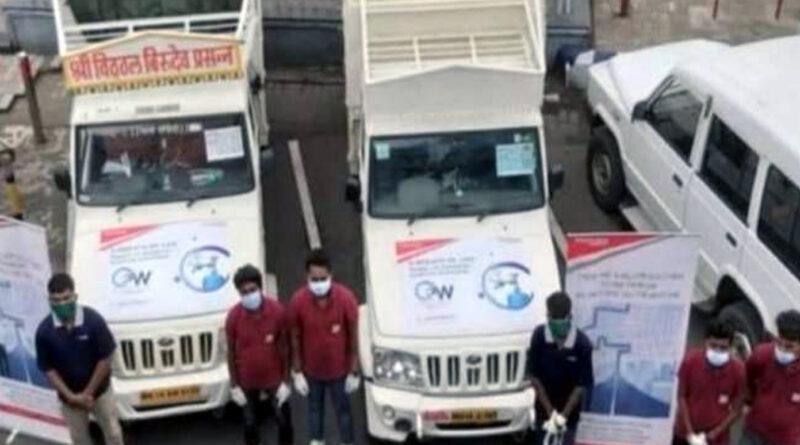 महिंद्रा समूह ने महाराष्ट्र में शुरू की 'ऑक्सीजन ऑन व्हील्स', संयंत्रों से अस्पतालों व घरों तक पहुंचाई जाएगी ऑक्सीजन