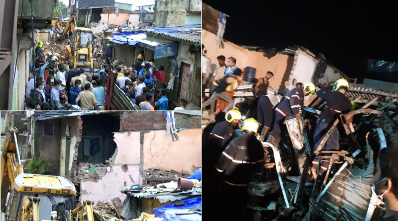 मलाड इमारत हादसा: बॉम्बे हाईकोर्ट का आदेश- मकान गिरने की होगी न्यायिक जांच