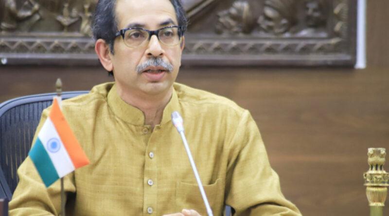 उद्धव की मोदी को सलाह- धार्मिक और राजनीतिक जमावड़ा रोकने के लिए बनाएं राष्ट्रीय नीति