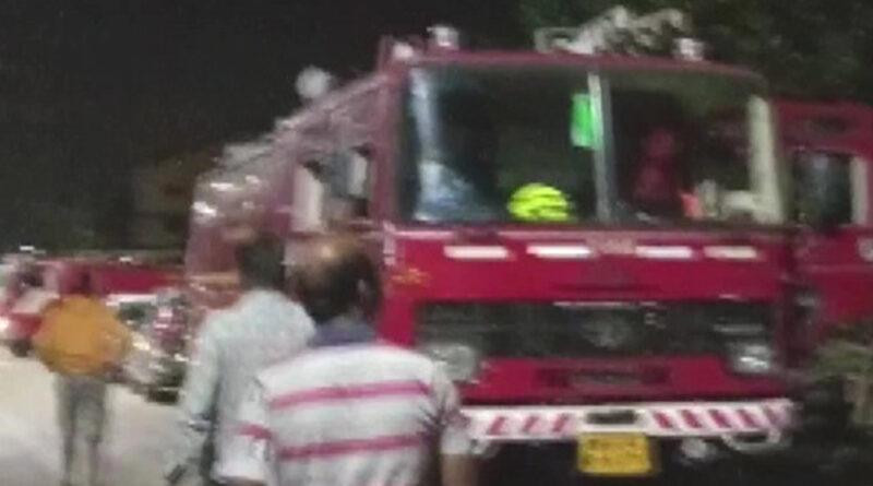 महाराष्ट्र: पालघर के रासायनिक संयंत्र में विस्फोट के बाद लगी आग में 5 लोग हुए घायल