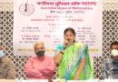 पत्रकार एक सच्चा सामाजिक कार्यकर्ता है: महापौर ज्योत्सना हसनाले