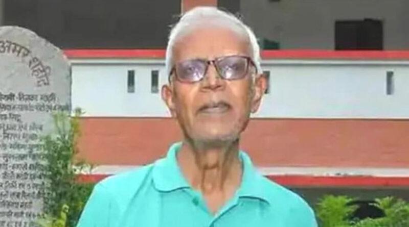 मुंबई: कोरेगांव-भीमा के आरोपित व एल्गार परिषद केस में गिरफ्तार, फादर स्टेन स्वामी का निधन!
