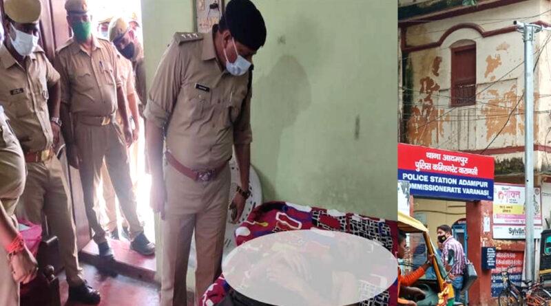 UP: वाराणसी में युवक ने फांसी लगाकर दे दी जान, फारेंसिक टीम ने पहुंचकर जुटाए साक्ष्य
