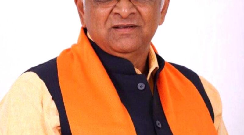 भूपेंद्र पटेल के हाथों होगी गुजरात की कमान, कल लेंगे नए मुख्यमंत्री पद की शपथ