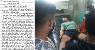 मुंबई: बॉडी बिल्डर मनोज पाटिल ने की आत्महत्या की कोशिश! अभिनेता साहिल खान पर लगाया ये आरोप...