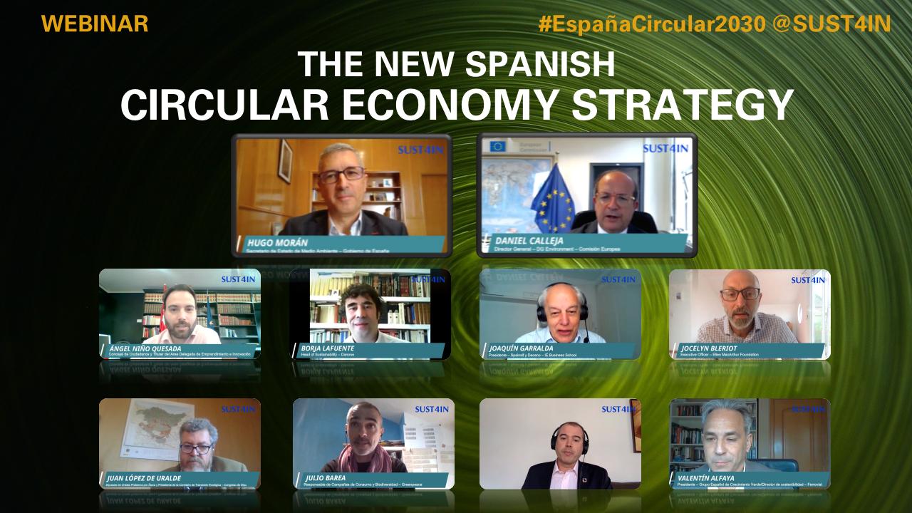 The New Spanish Circular Economy Strategy