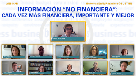 INFORMACIÓN NO FINANCIERA