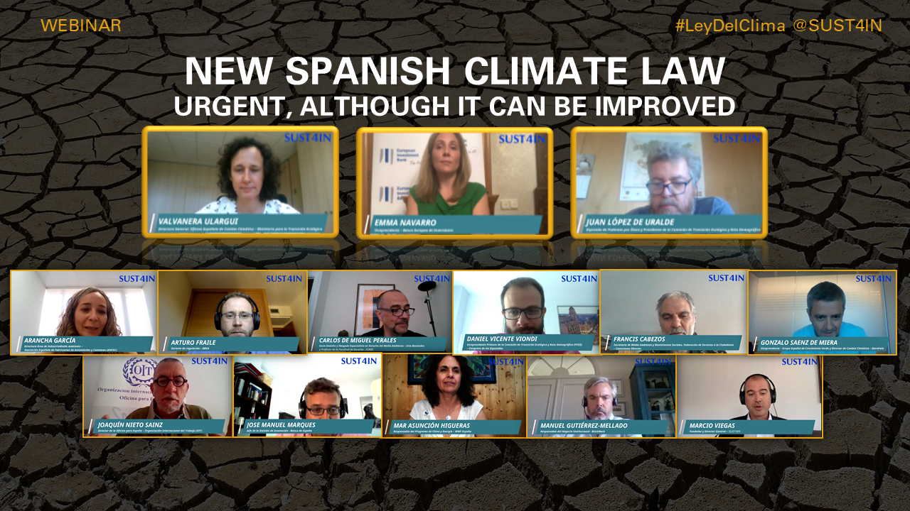NEW SPANISH CLIMATE LAW