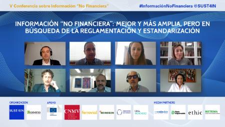 """Información """"No Financiera"""": Mejor y más amplia, pero en búsqueda de la reglamentación y estandarización."""
