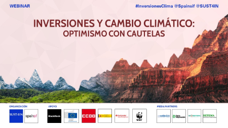 Inversiones y cambio climático: optimismo con cautelas