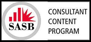 SASB Consultant Content Program