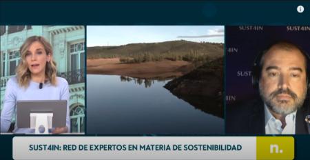 Entrevista SUST4IN en Negocios TV