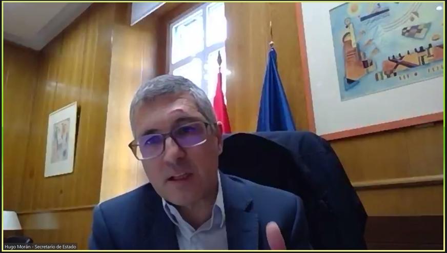 Hugo Morán Fernández Economía Circular