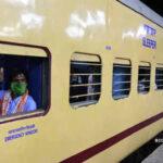 मुंबई से वाराणसी जा रही श्रमिक स्पेशल ट्रेन में मिली दो लोगों की लाशें