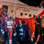 विमान हादसे के शिकार 2 यात्री कोरोना पॉजिटिव, रेस्क्यू में शामिल सभी लोग क्वारंटीन में