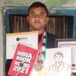युवा लेखक और भारतीय जनसंचार संस्थान के पूर्व छात्र अमित राजपूत ने बनाया विश्व रिकॉर्ड
