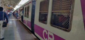 Local Train - Mumbai