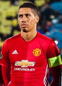 Chris Smalling Robbed