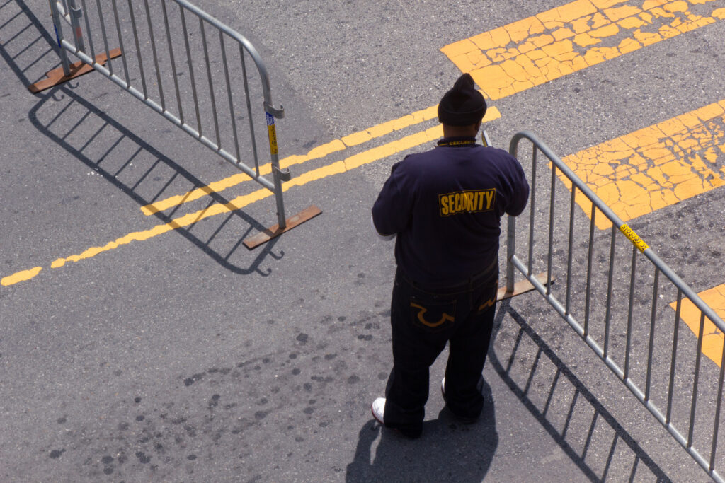 leadership in event security