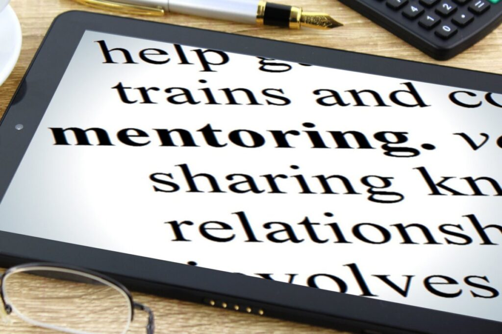 mentoring in executive protection